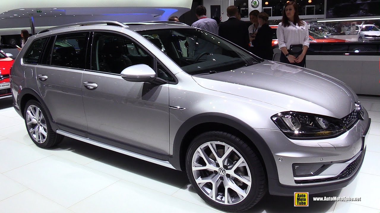 2015 volkswagen golf alltrack tdi 4motion exterior. Black Bedroom Furniture Sets. Home Design Ideas