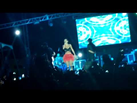 Party Never Ends Tour - Chihuahua - INNA Amazing