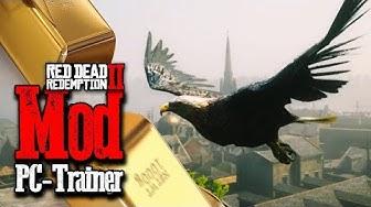 RED DEAD ONLINE #007 🐎 Als Tier spielen (Mods Deutsch)