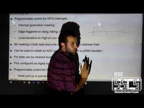 3 : GPIO  || IEEE SSCS AlexSC