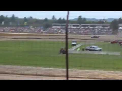 PRP Bomber Hot Laps 8/16/14 #1 Portsmouth Raceway Park