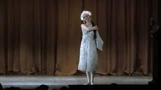 Елена Коцюбира. Русский танец.