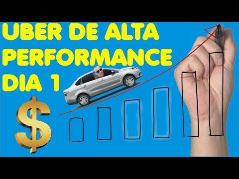 UBER DE ALTA PERFORMANCE.