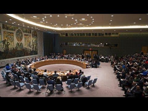صراع مشاريع حول كيماوي الأسد داخل أروقة الأمم المتحدة