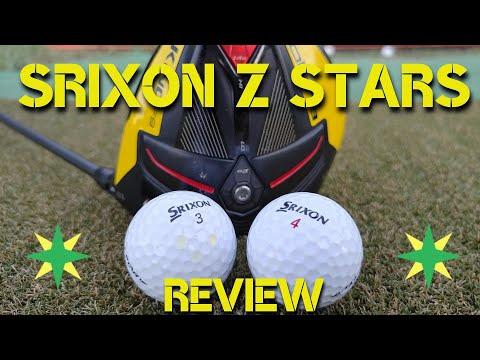 Srixon Z Star | Srixon Z Star XV | Golf Ball Review