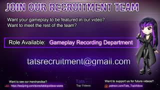TatsTopVideos Gameplay Recruitment Video