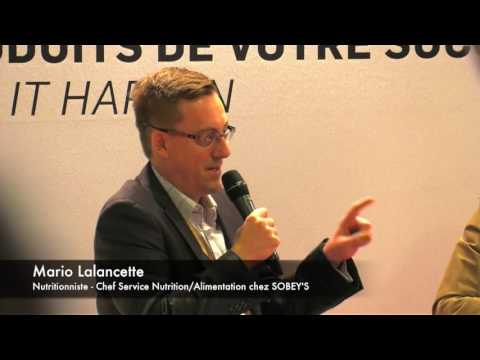 2.1. Introduction & Round table – Stores, e-commerce and restaurants, redefining boundaries