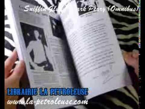 Livre / Book SNIFFIN' GLUE - Mark Perry (Omnibus Press) librairie La Petroleuse