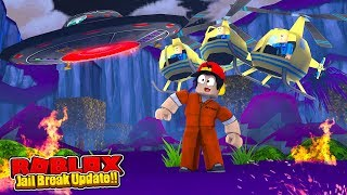 ROBLOX - JAIL BREAK - THE ALIENS HAVE LANDED!!