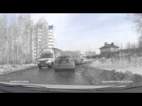 Эх, дороги :-(( Парковый. Челябинск ул. Шмакова и ул. Тукая