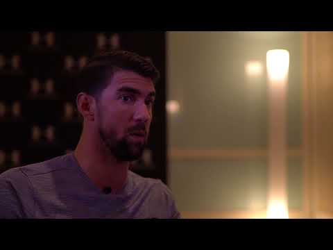 You won't believe where Michael Phelps keeps his Olympic medals