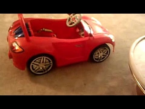 How To Power Wheels 6volt To 12volt Conversion Youtube