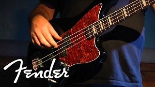 Squier Vintage Modified Jaguar® Bass Demo Two   Fender