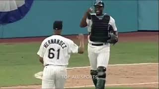 Las mejores Curvas de La Historia Del Beisbol