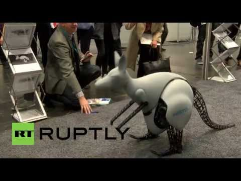 Germany: World's Biggest Trade Fair Opens In Hannover