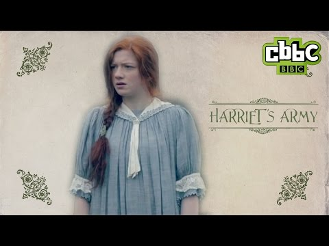 CBBC: Harriet's Army Episode 1  Sneak Peek