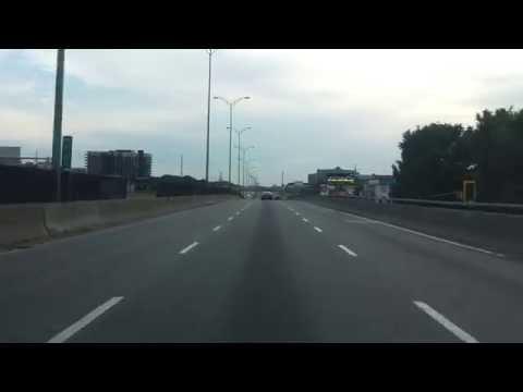 Metropolitan Expressway (Autoroute 40 Exits 66 to 80) eastbound