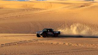 Robby Gordon SST in Glamis