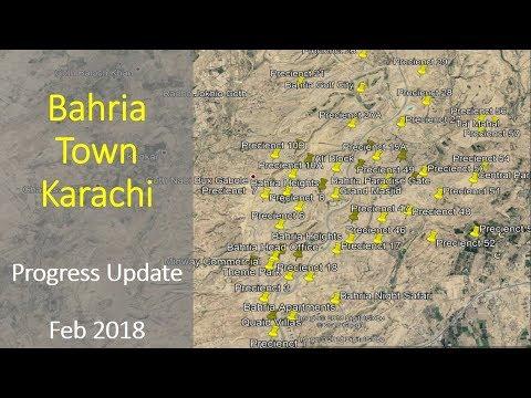 Bahria Town Karachi BTK update Feburary 2018