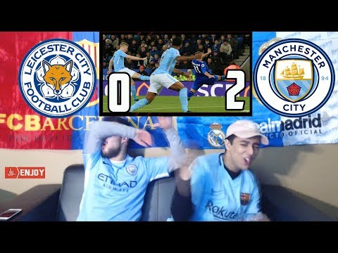 IS MAN CITY THE BEST TEAM IN THE WORLD ?? - 0-2 REACTION