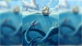 Большой морской змей, Ганс Андерсен аудиосказка слушать онлайн
