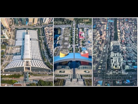 Inception Shenzhen - Mind Bending Aerial Photos