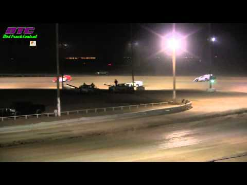Central Arizona Raceway Modified A Feature 01 13 12 1