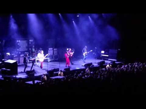 Sweet Little Jean - Cage The Elephant at Spring Fling Rock AF tour Fresno, CA