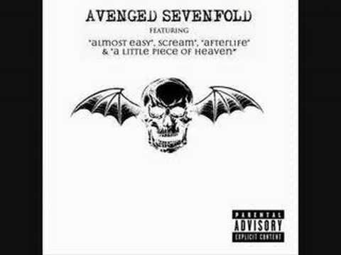 Unbound the Wild Ride - Avenged Sevenfold