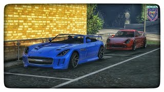Rutas # Grand Theft Auto V Online # Pfister Comet # Benefactor Surano