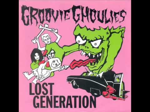 Groovie Ghoulies - Skeletons