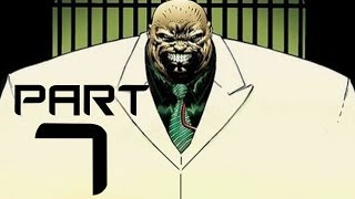 The Amazing Spiderman 2 Walkthrough Part 7 - FISK - Kingpin (2014)