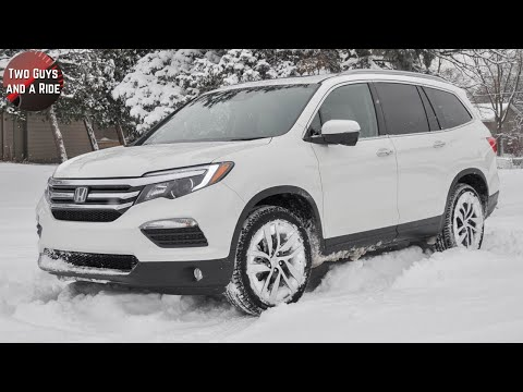 2019 Honda Pilot - It's everything you've ever wanted in a Large SUV