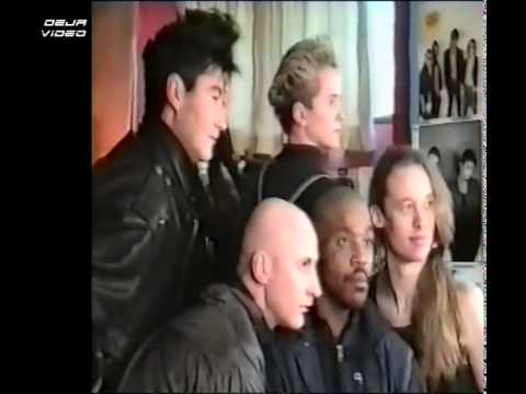 Rockets - Wake Up! (1992, Official Video)