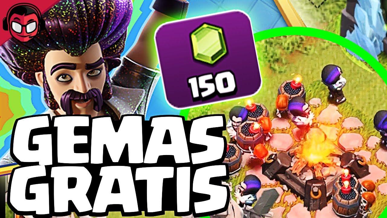 METEN UN NUEVO MAGO Y REGALAN 150 GEMAS   Clash of Clans