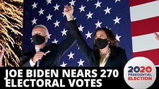 FULL SHOW: Trump sues to stop count & Biden nears 270