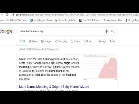 Repeat Trump's Mar a Lago Club Hidden Meaning? 'Mara' Bitter