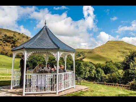 Glenn & Kerstine Wedding Highlights - Altura Weddings Drone Video - Izaak Walton Hotel
