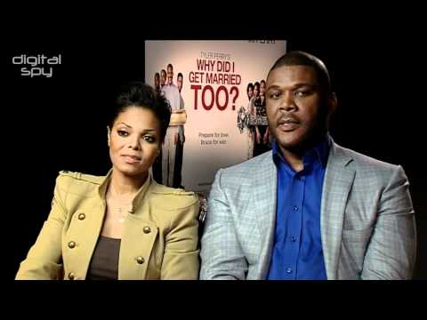 Janet Jackson & Tyler Perry ('Why Did I Get Married Too?')