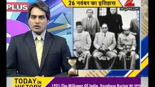 DNA: Today in History | November 26