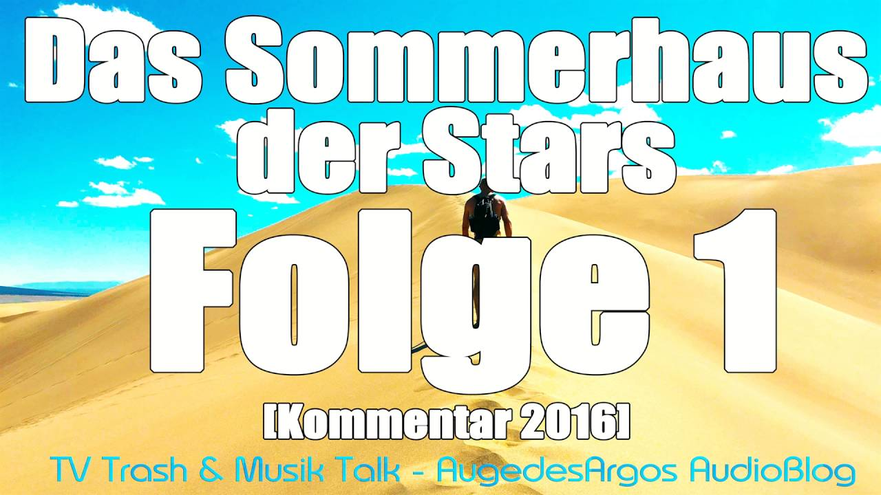 Das Sommerhaus Der Stars Folge 1