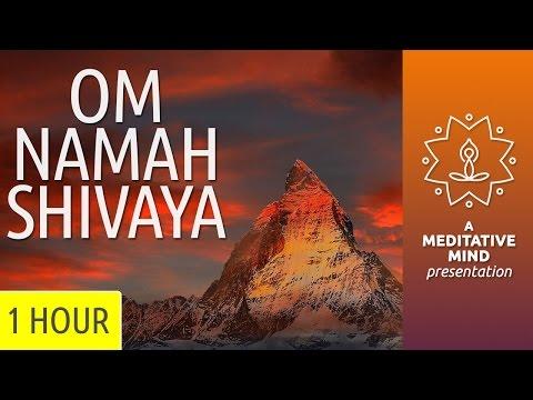 OM NAMAH SHIVAYA | Mantra Chanting - YouTube