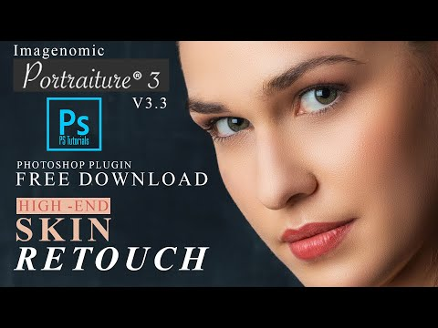 How To Download Imagenomic Portraiture 3 Photoshop Plugin| Urdu/Hindi