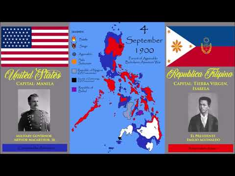 Philippine History Part III: Philippine-American War (EVERYDAY From 1899-1901)