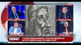 Tapınak Şövalyeleri  Ve Kanal İstanbul Projesi