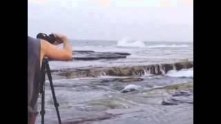 Seascape photography fail