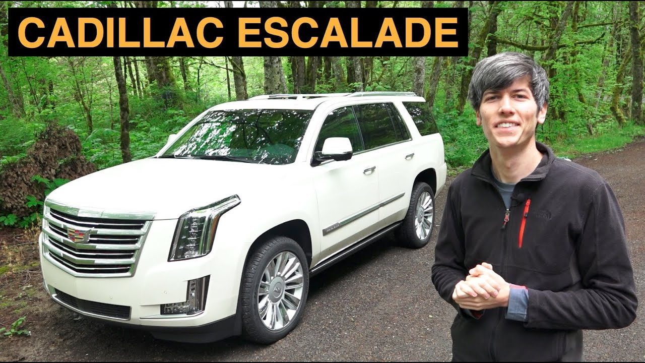 2015 Cadillac Escalade Platinum - Review & Test Drive
