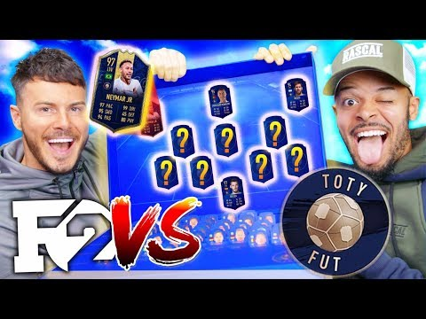 WE GOT TEAM OF THE YEAR NEYMAR! | EPIC TOTY BATTLE!
