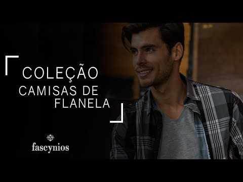 Camisas de Flanela - Camisaria Fascynios Oficial