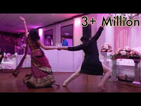 Special Bollywood Wedding Performance | Despacito | Tamma Tamma | Kala Chasma